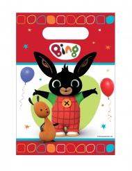 Bing™- muoviset lahjapussit 8 kpl
