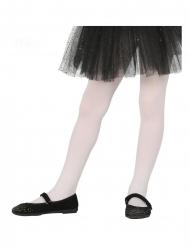Valkoiset sukkahousut lapselle