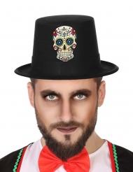 Musta Dia de los muertos- hattu