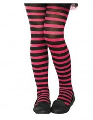 Mustapunaiset sukkahousut lapselle