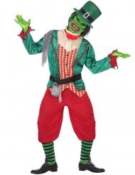 Leprechaun zombiasu halloweeniksi