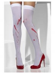 Vampyyrin valkoiset sukat veritahroilla niaselle