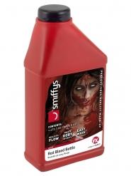 Punainen tekoveripullo 473 ml