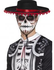 Dia de los muertos- sombrero