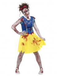 Satuprinsessan zombiasu halloween