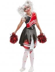Zombin/cheerleaderin naamiaisasu naiselle