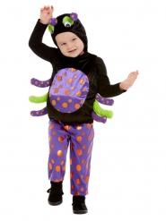 Hämähäkin naamiaisasu lapselle