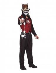 Voodoo- noidan naamiaisasu miehelle