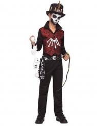 Voodoo- noidan naamiaisasu pojalle