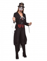 Voodoo- noidan naamiaisasu naiselle