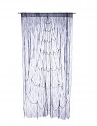 Harmaamusta hämähäkin seitti 220 x 160 cm