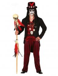 Voodoo-papin naamiaisasu miehelle