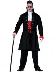 Vampyyrikreivin naamiaisasu miehelle halloween
