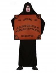 Ouija-lauta- naamiaisasu aikuiselle