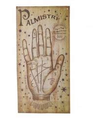 Kädestäennustajan juliste 160 x 75 cm