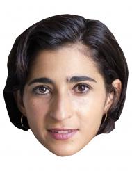Alba Flores- pahvinaamari