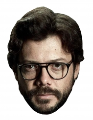 Alvaro Morte- pahvinaamari