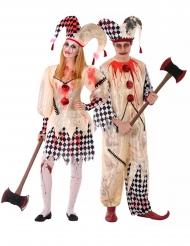 Veriset harlekiinit- pariasu nuorille
