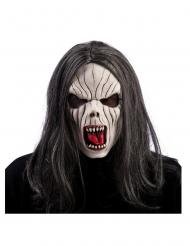 Lateksinen vampyyrin naamari aikuiselle