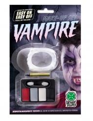 Vampyyrin meikkisetti hampailla 2 x 2 ml 2,80 g