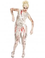 Miss Maailman zombie naamiaisasu naiselle