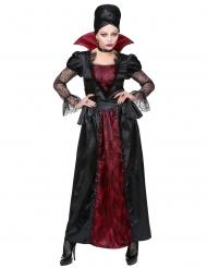 Elegantin vampyyrin naamiaisasu naiselle