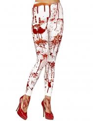 Veriset sukkahousut naiselle
