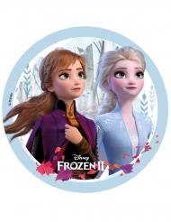 Frozen 2™-kakkukuva 18,5 cm