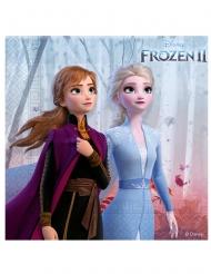 Frozen 2™- paperiset servetit 25 x 25 cm 16 kpl