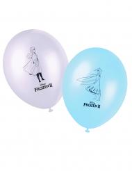 Lateksiset Frozen 2™-ilmapallot 28 cm 8 kpl