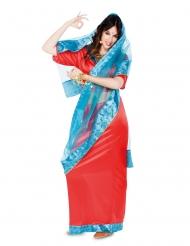 Bollywood-tanssijan mekko naiselle