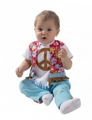 Pienen hipin naamiaisasu vauvalle