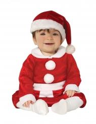 Joulumuorin naamiaisasu vauvalle