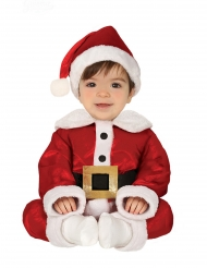 Joulupukin naamiaisasu vauvalle