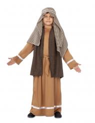 Joosefin ruskea naamiaisasu pojalle