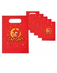 Paperiset SamSam™-lahjapussit 23 x 16 cm 6 kpl