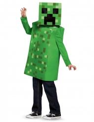 Klassinen Creeper Minecraft™- naamiaisasu lapselle