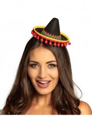 Meksikolainen sombrero aikuiselle