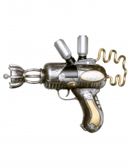 Steampunk-pistooli 25 cm