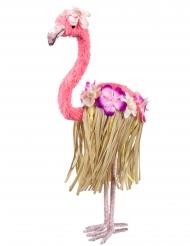 Flamingokoriste 35 x 16 cm