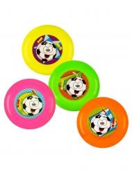Minifrisbeet 4 kpl 9 cm