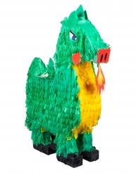 Vihreä lohikäärme- piñata 49 x 47 cm
