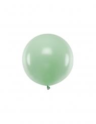 Jättimäinen ilmapallo, pistaasi 60 cm