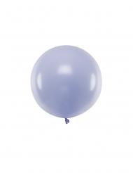 Violetti lateksinen jätti-ilmapallo 60 cm