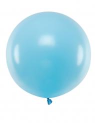 Jättimäinen sininen ilmapallo 60 cm