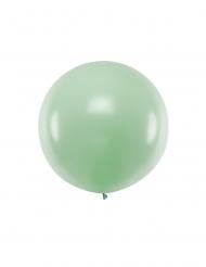 Lateksinen vihreä jätti-ilmapallo 1 m