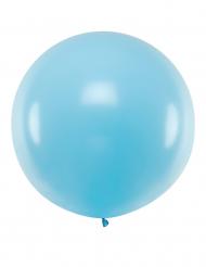 Jättimäinen sininen ilmapallo 1 m