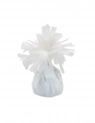 Hapsullinen ilmapallopaino, valkoinen 6 kpl
