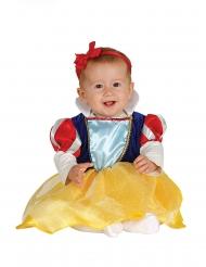 Metsäprinsessan naamiaisasu vauvalle