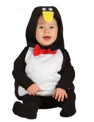 Pingviinin naamiaisasu vauvalle